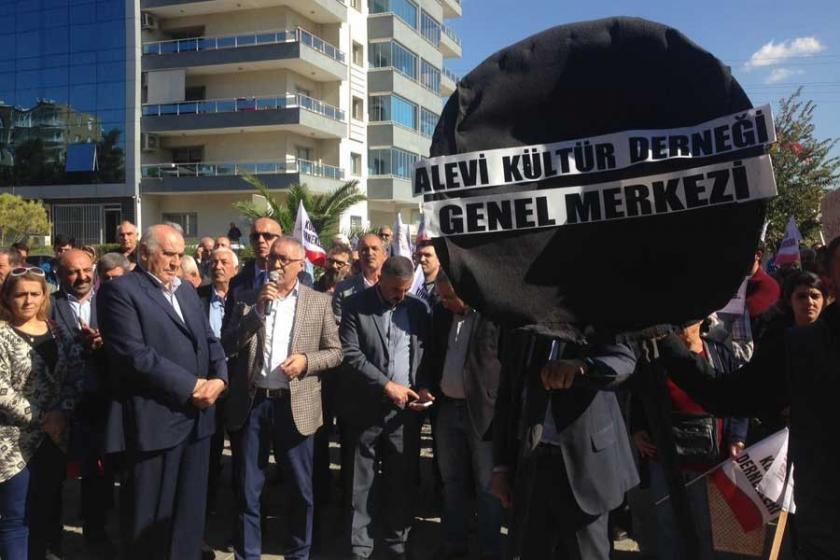 Alevilerden Bayraklı Belediye Başkanı'na tepki