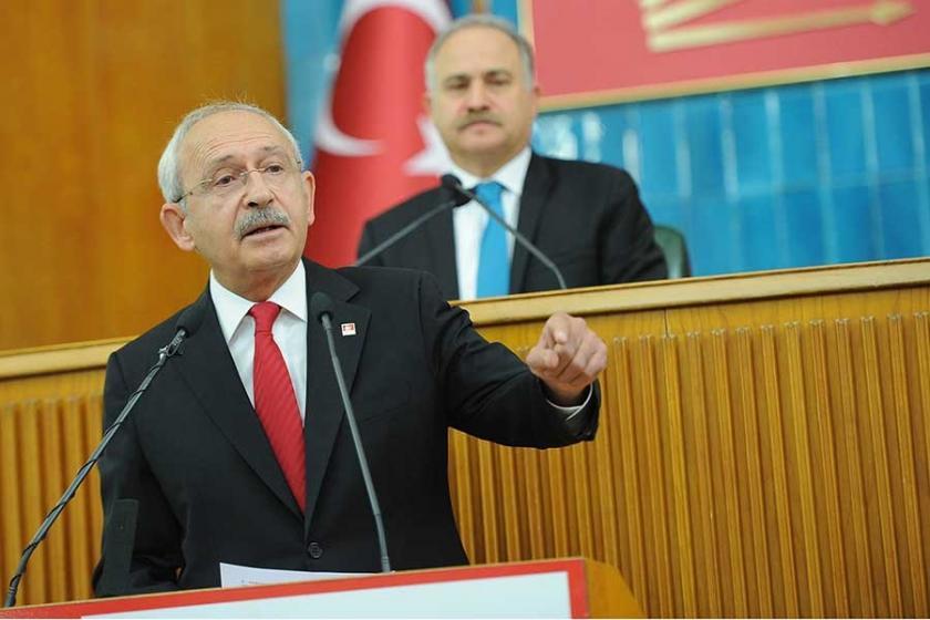 Kılıçdaroğlu grup toplantısında Bahçeli'ye yüklendi