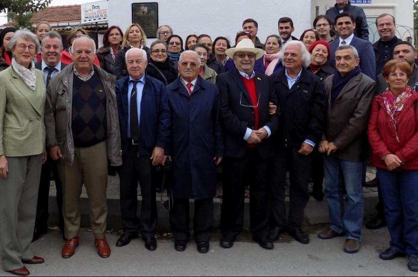 Tuzla'da Necati Cumalı'ya vefa