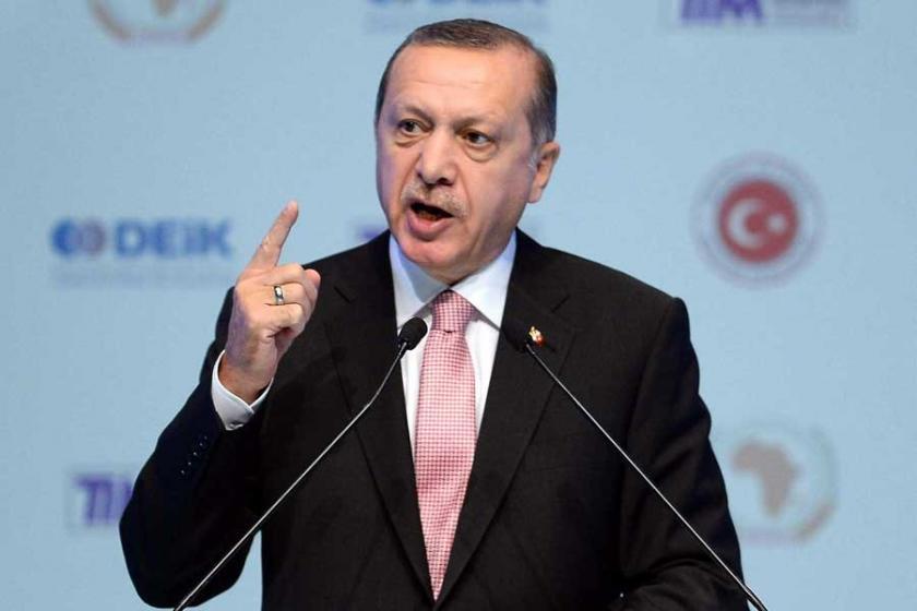 Erdoğan'dan Afrika ülkelerine: FETÖ'ye dikkat edin