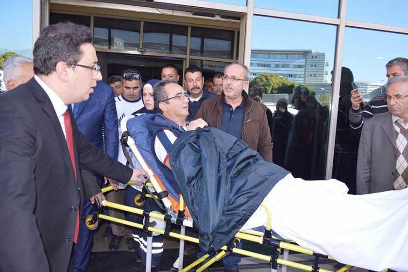 Saldırıya uğrayan CHP'li Tezcan taburcu edildi