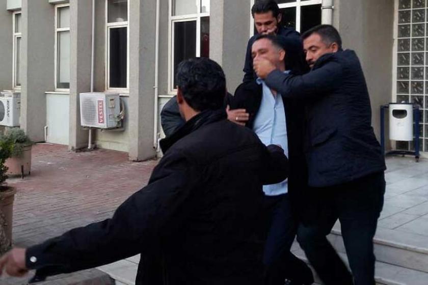 CHP'li Bülent Tezcan'a saldıran Alparslan Sargın tutuklandı