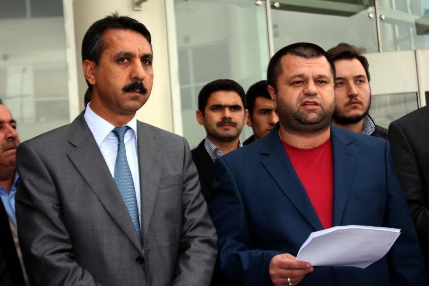 İmamlar, Kertenkele dizisi için suç duyurusunda bulundu
