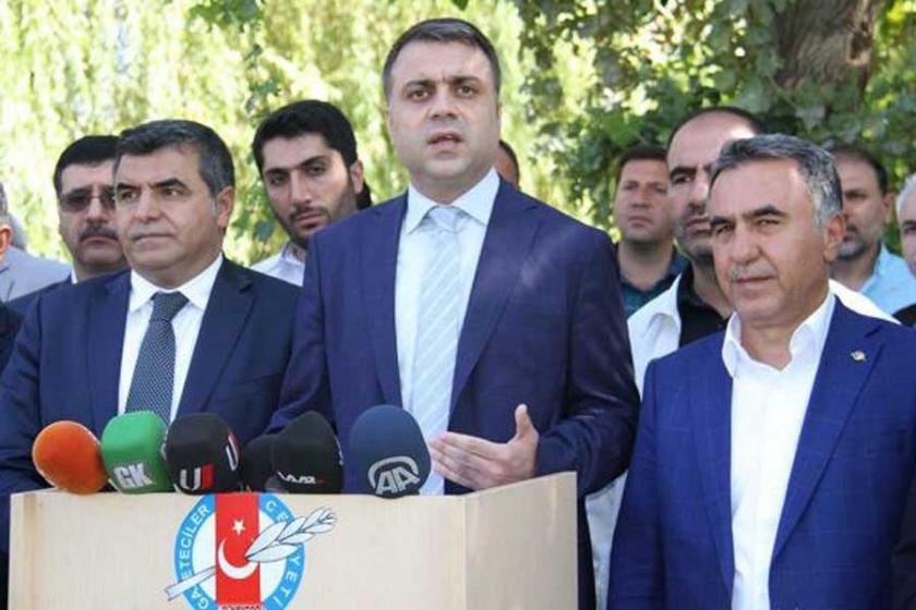 Diyarbakır'da iş çevrelerine  Kışanak ve Anlı soruşturması