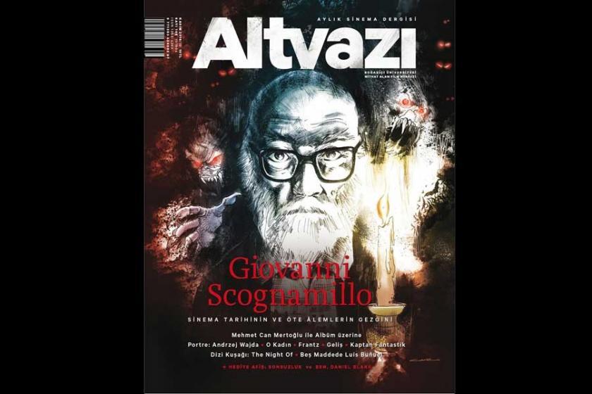 Altyazı'dan özel Giovanni Scognamillo dosyası