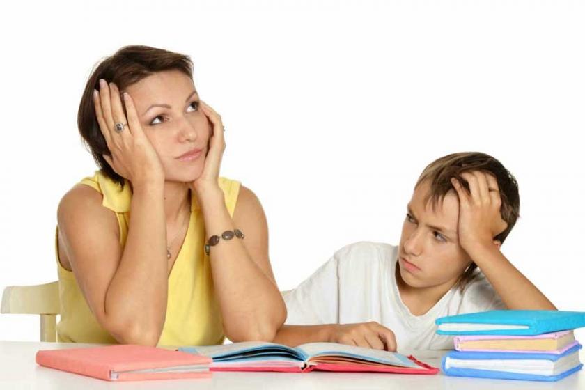 Ebeveynlerden  ev ödevlerine boykot