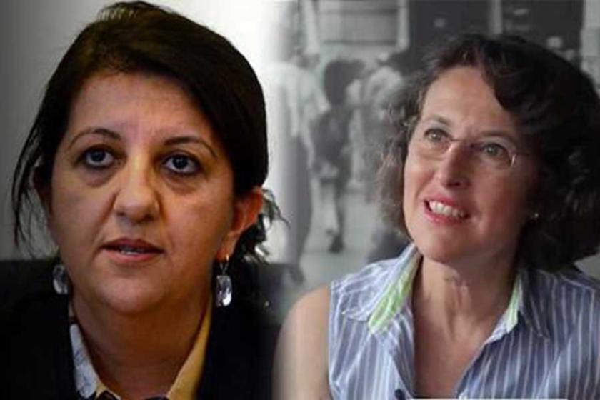 HDP'li vekillerden operasyonlara tepki