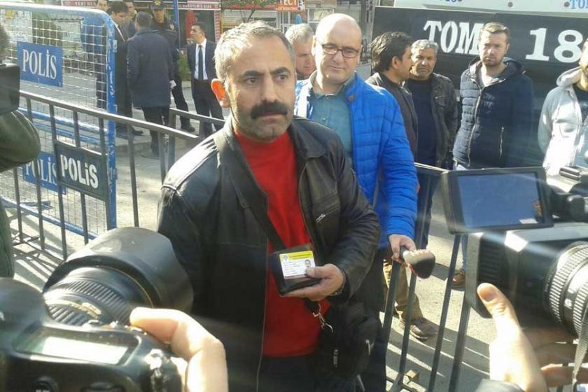 HDP Parti Meclisi Üyesi Çelebi Genel Merkeze alınmadı