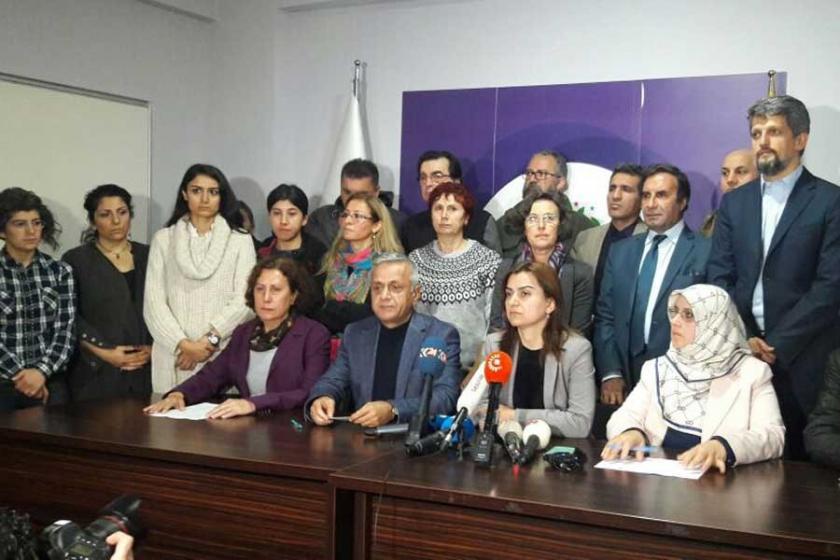 HDP operasyonuna dair İstanbul İl Binasında açıklama yapıldı