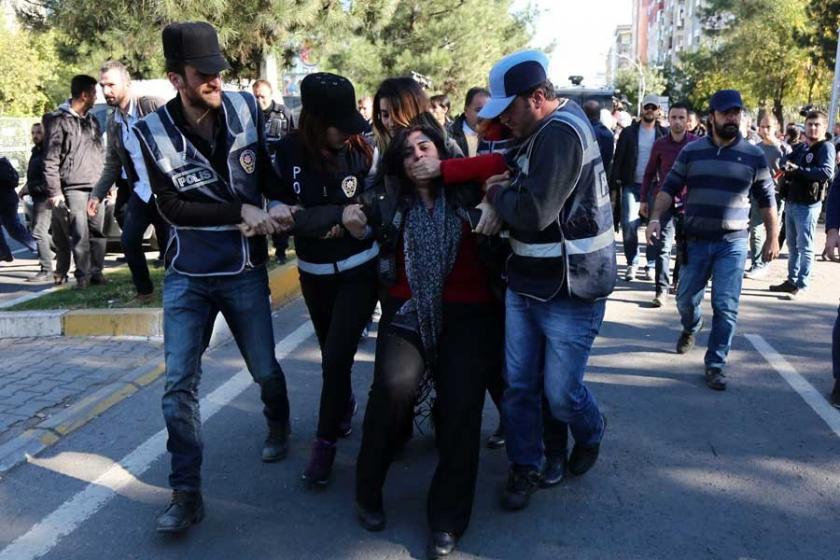 DBP Eş Genel Başkanı Sebahat Tuncel tutuklandı