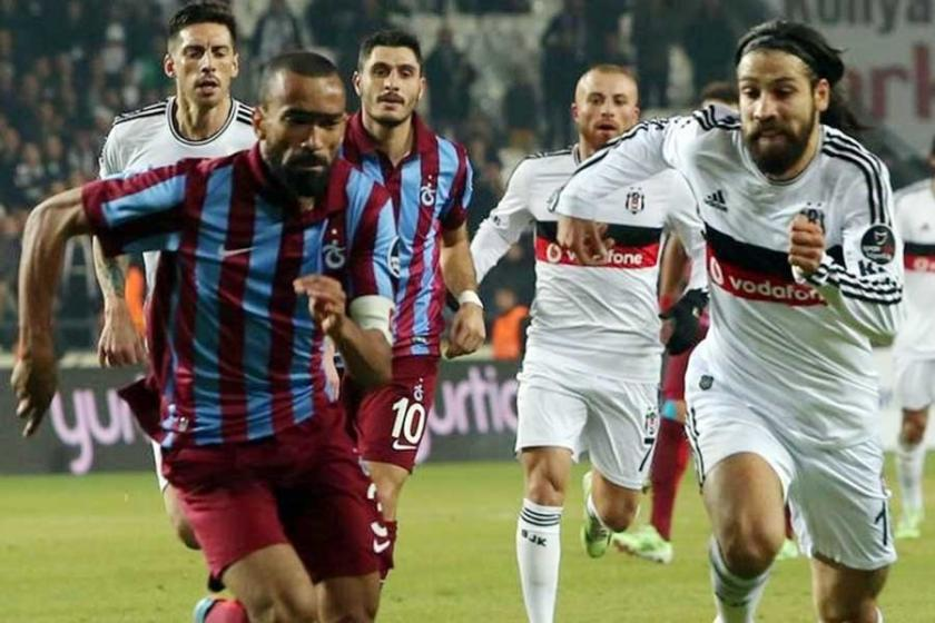 Beşiktaş, Trabzonspor'u yenmek istiyor