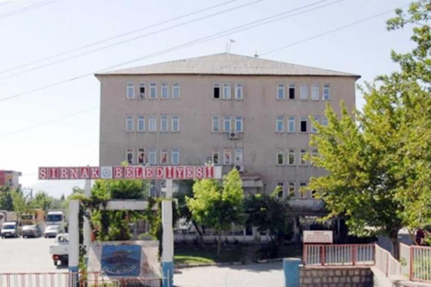 Şırnak Belediyesine kayyım atandı