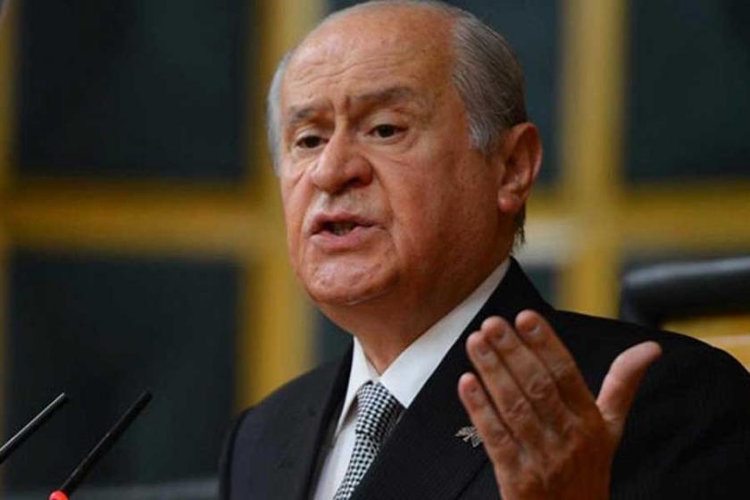 MHP'den AKP'ye bir destek de iç tüzük ve uyum yasalarında