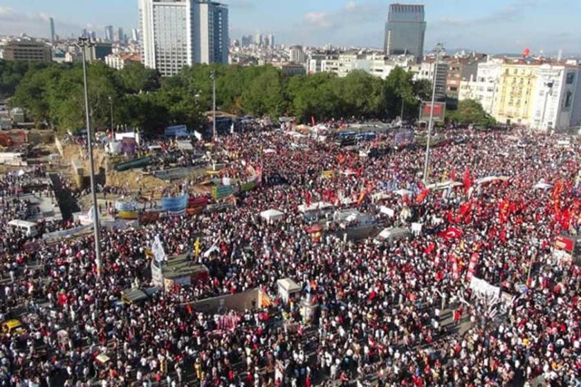 'Gezi'de açığa çıkan birleşik mücadele temel reçetemizdir'