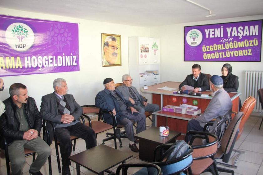 Bozan: Halkın şikayet ve önerilerini dinleyeceğiz