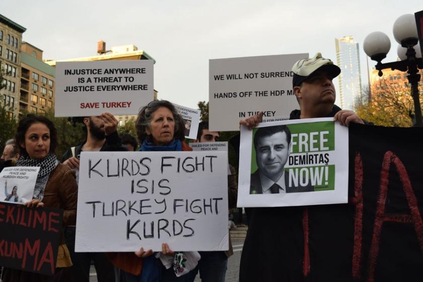 HDP ile uluslararası dayanışma sürüyor