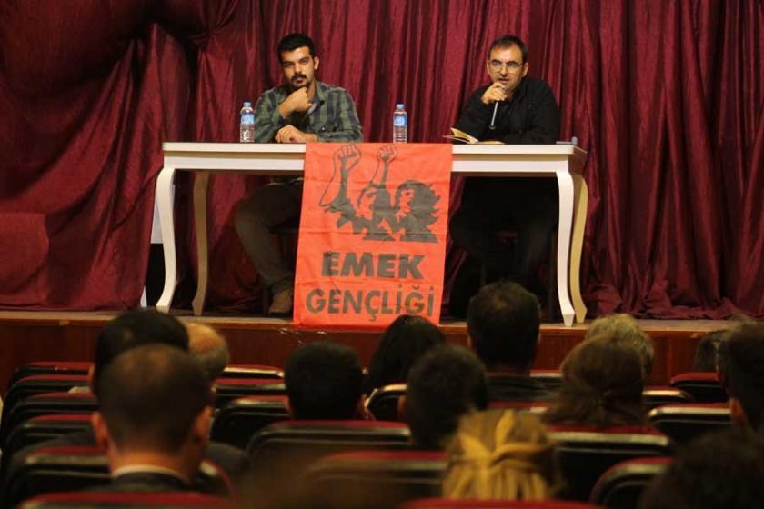 Adana'da 'OHAL'siz Türkiye, YÖK'süz üniversite' söyleşisi