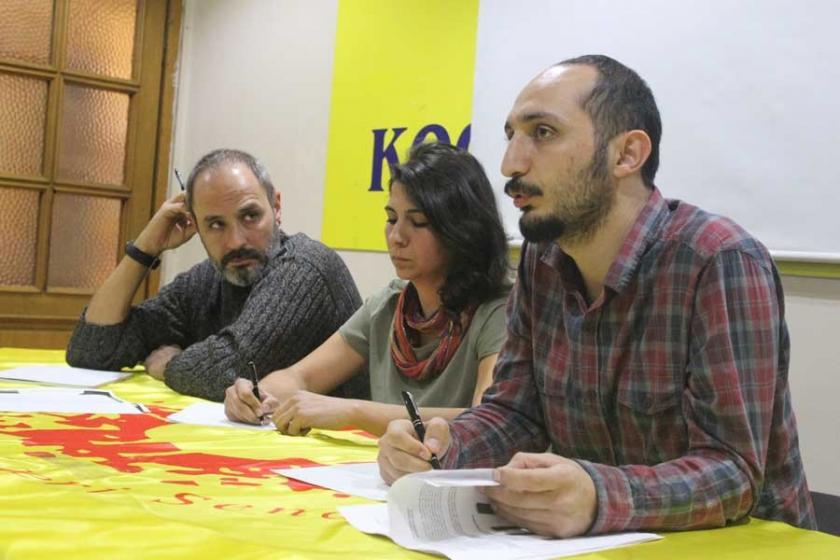 Kocaeli'de İSİG Meclisi girişimi tartışıldı
