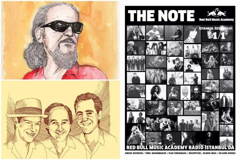 The Note dergisi yayında