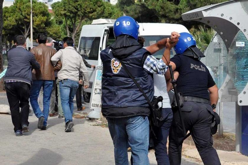Didim'deki tepki eylemine 7 tutuklama