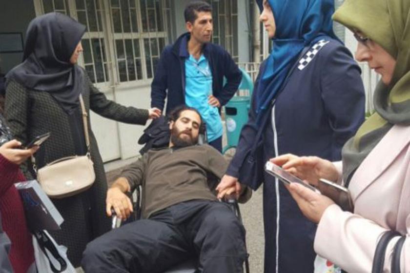 HDP'li Hüda Kaya'nın oğlunun gözaltında omurgası kırıldı