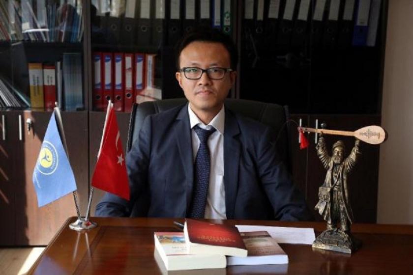 Alevi-Bektaşi Uygulama ve Araştırma Merkezine Japon müdür