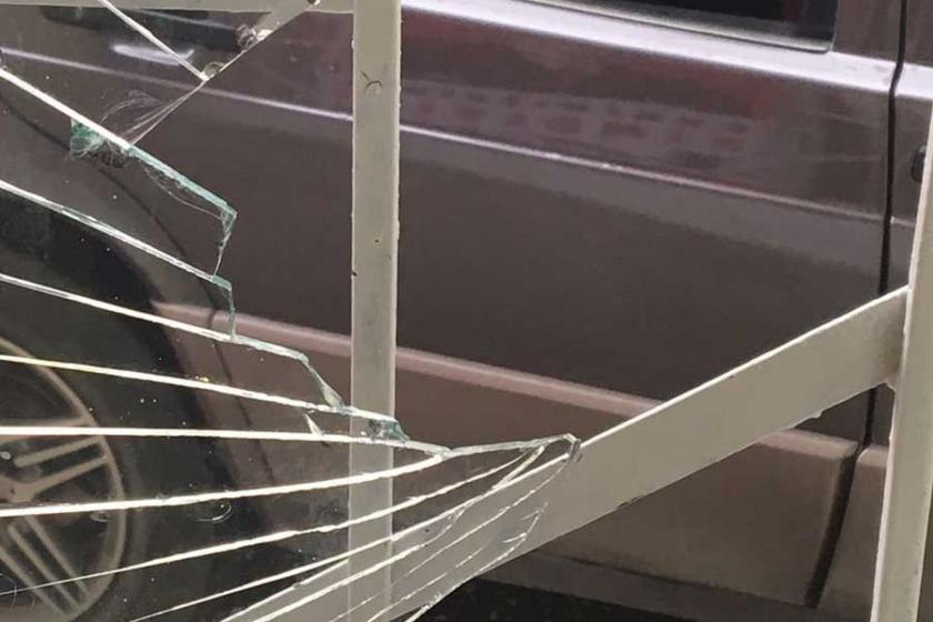 CHP temsilciliğine saldırı girişimi