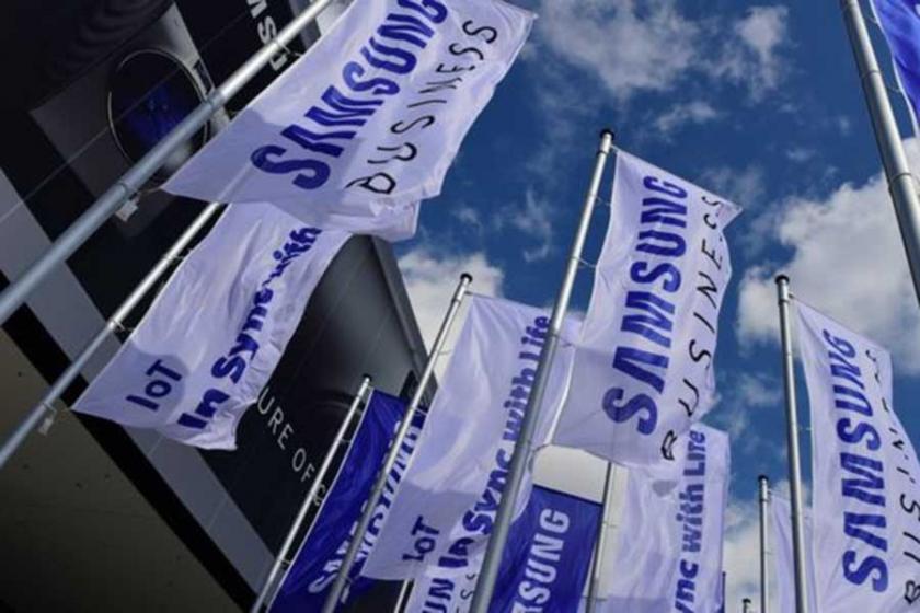 Samsung ofisine baskın yapıldı