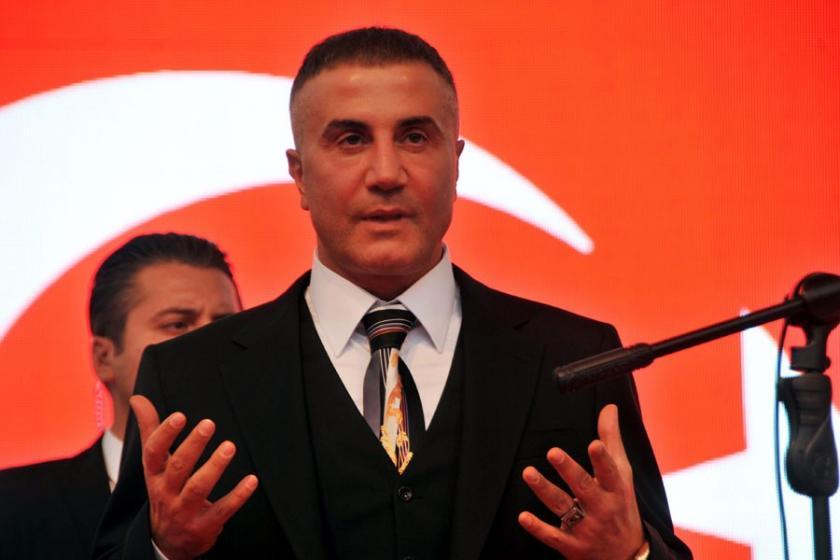 Milliyet gazetesinden Sedat Peker'e ödül!