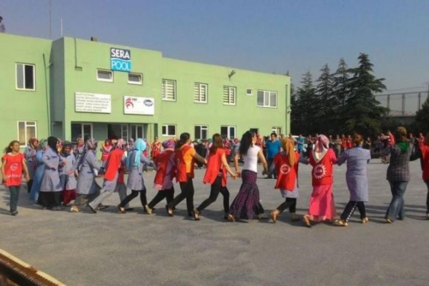Yargıtay Serapool işçilerinin fiili grev hakkını onadı