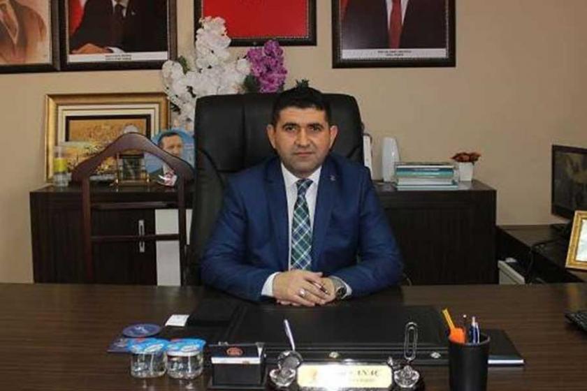 İstifa eden AKP ilçe başkanı FETÖ'den gözaltında
