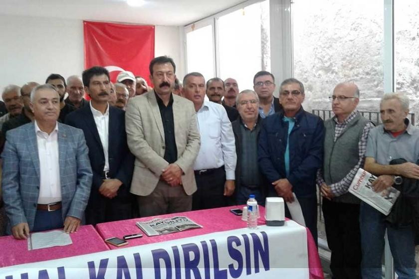 Mersin Emek ve Demokrasi Platformu: OHAL kaldırılsın