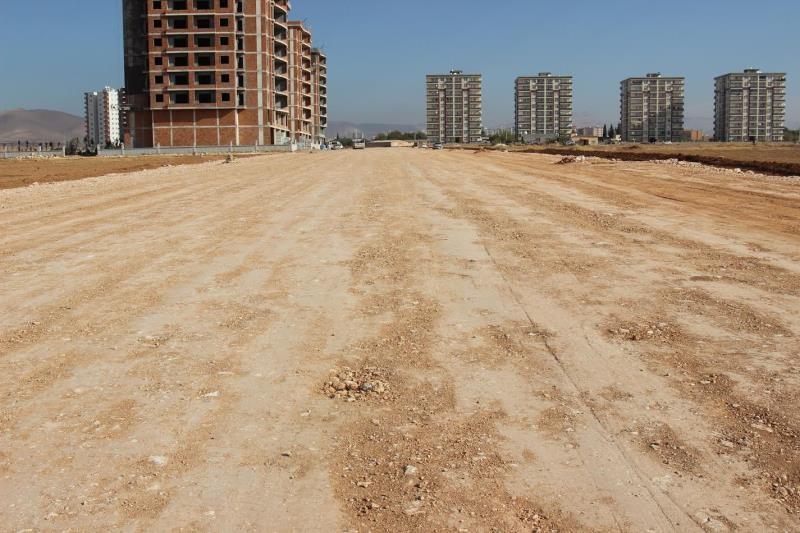 Kızıltepe'de 3 yeni yol çalışması