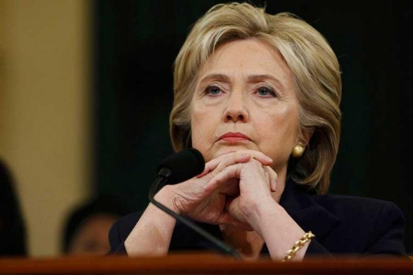 Clinton: Gerekirse Trump ile birlikte çalışmaya hazırım