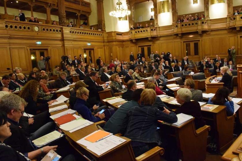 Alman ve İsveçli vekillerden HDP'li vekiller için çağrı