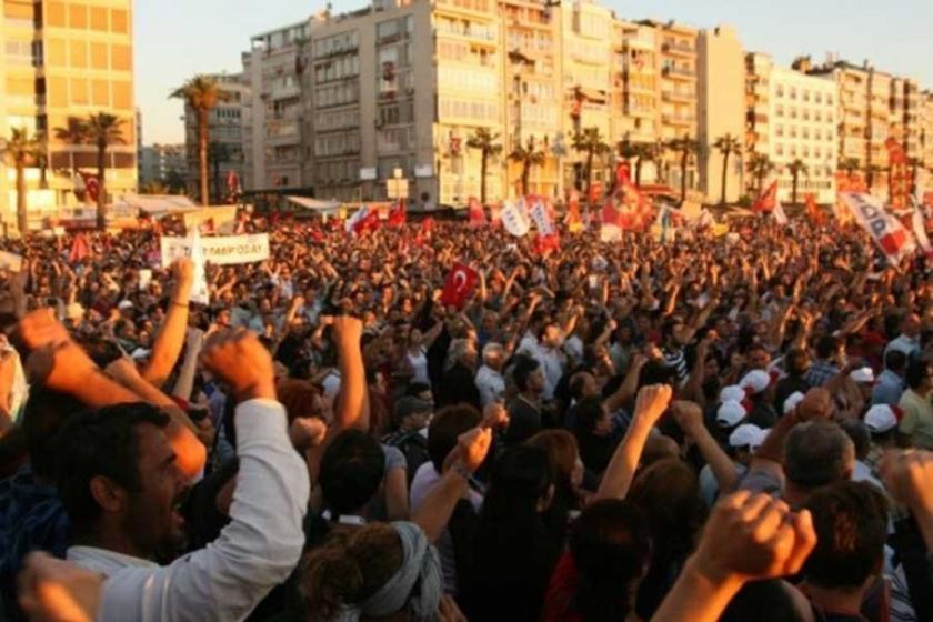 İzmir'de Gezi eylemlerine katılanlara ceza yağdı