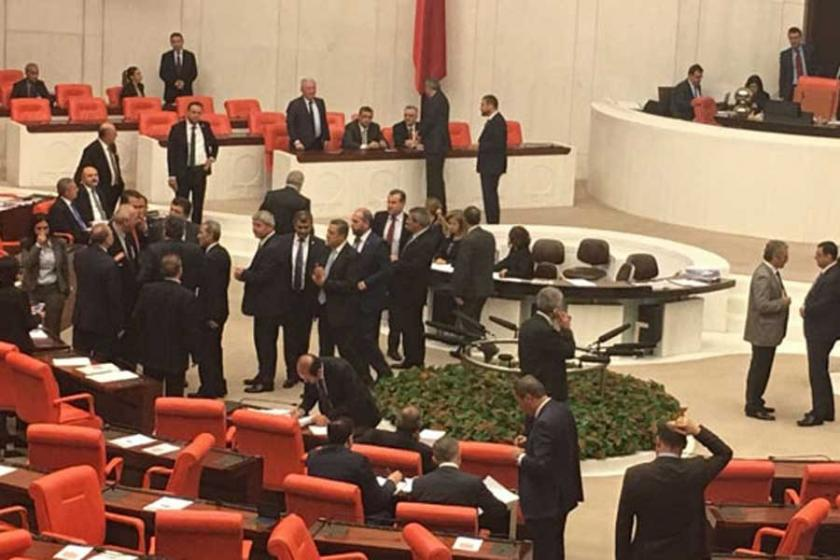 Mecliste CHP'li Altay ile Maliye Bakanı atıştı