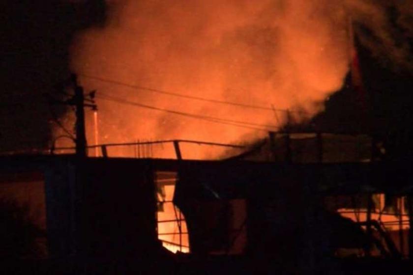 Almanya'nın Afganistan'daki konsolosluk binasına saldırı