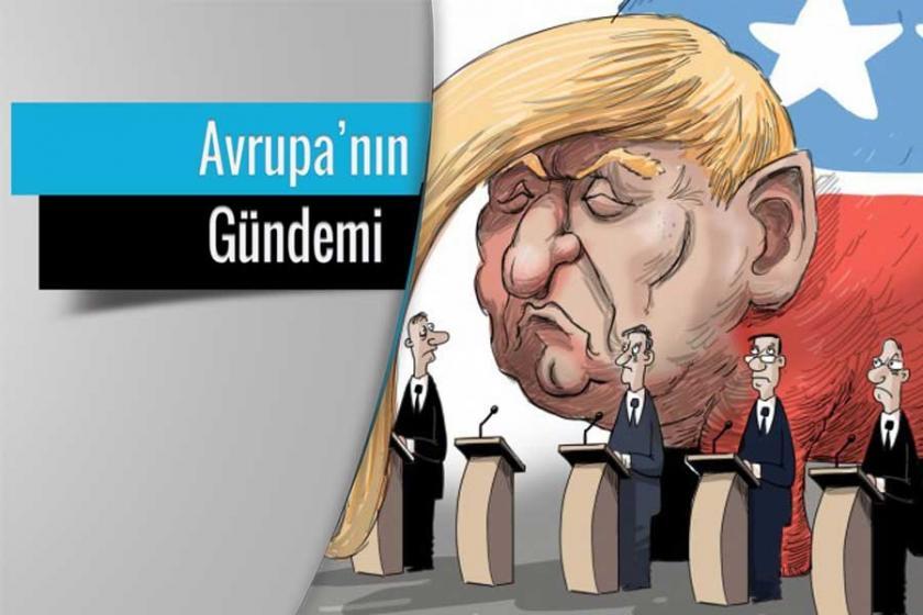 Donald Trump'ın zaferi Avrupa'yı sarstı