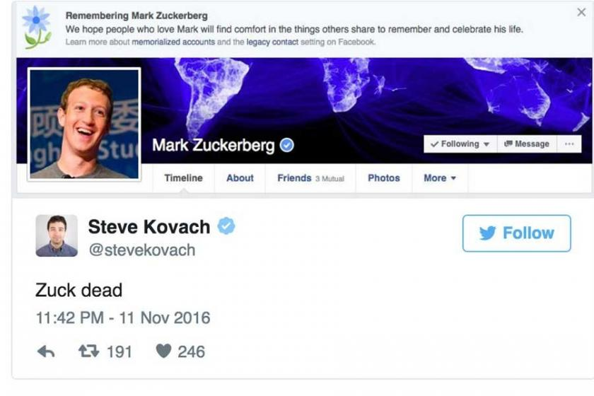 Facebook, Mark Zuckerberg dahil birçok kişiyi öldürdü!