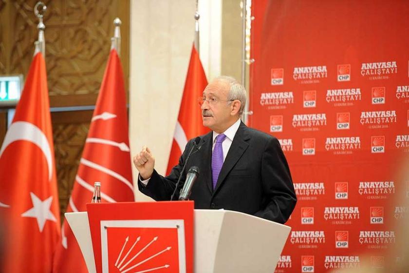 Kılıçdaroğlu'dan 'başkanlık sistemi' tepkisi