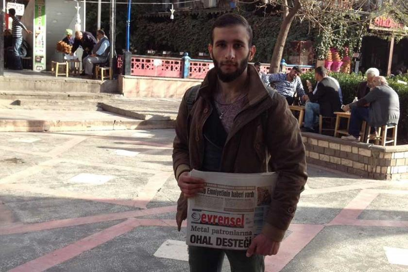 Diyarbakır'da Evrensel dağıtımına polis engeli