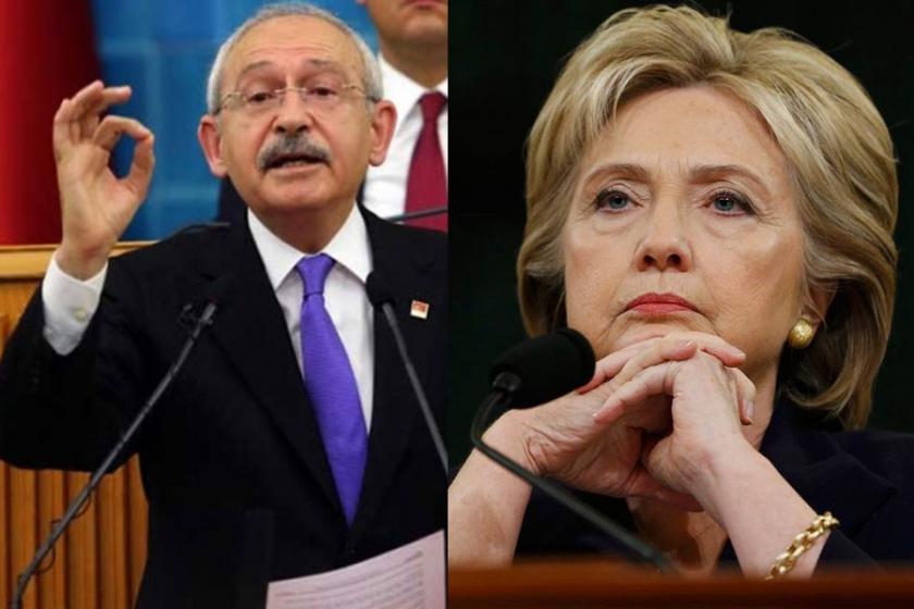 Hillary'nin dramı ya da Kemal Bey'in acıları