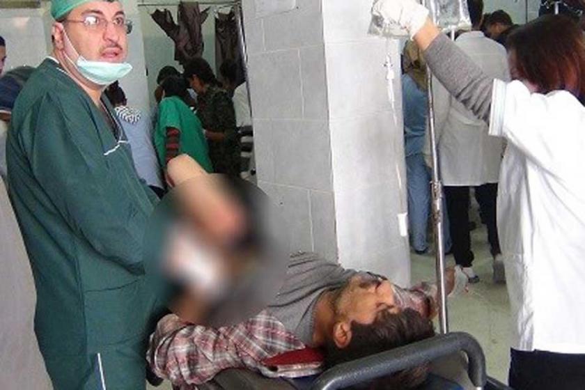 Efrin'deki saldırıda 5 kişi yaşamını yitirdi