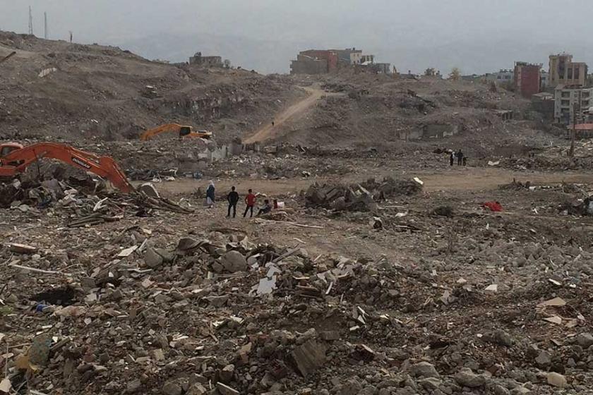 Halep değil, 246 gün sonunda Şırnak!
