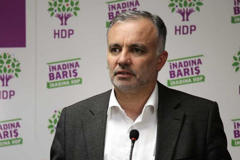 HDP: Başkanlık uluslararası eksen kayması getirecek