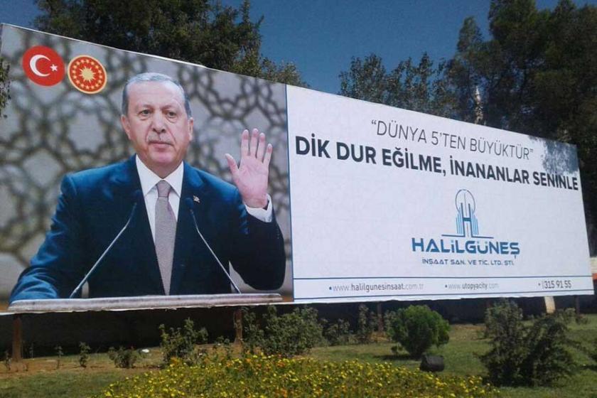 Erdoğan'lı reklam yapan müteahhit FETÖ'den tutuklandı