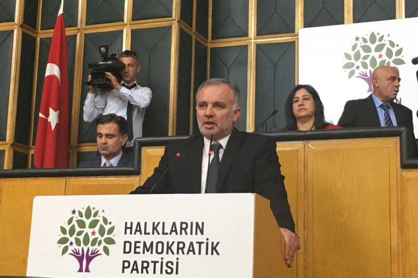 HDP Sözcüsü Bilgen: AYM kararları yok sayılıyor