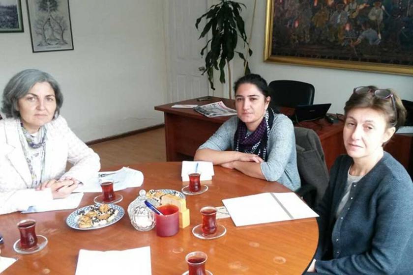 Projeniz Değiliz İnisiyatifi ziyaretlerini sürdürüyor