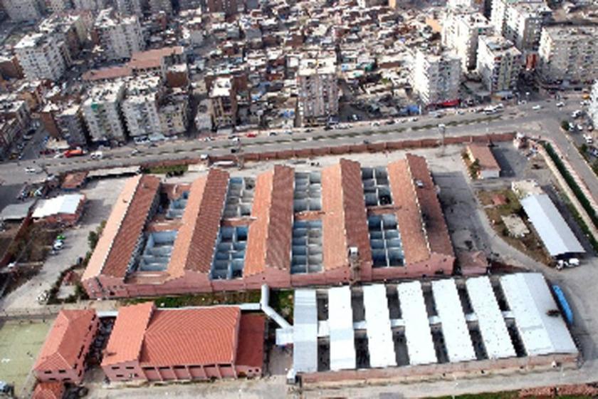 Diyarbakır E tipi Cezaevi'nden firar